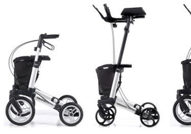 Product update Gemino 30 lichtgewicht rollator