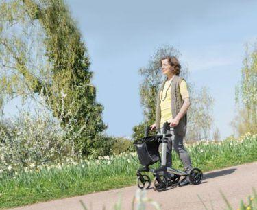 Wat zijn toegankelijke wandelroutes om te lopen met uw rollator?