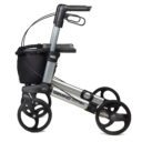 Gemino 30 S rollator Siover grey van Sunrise Medical