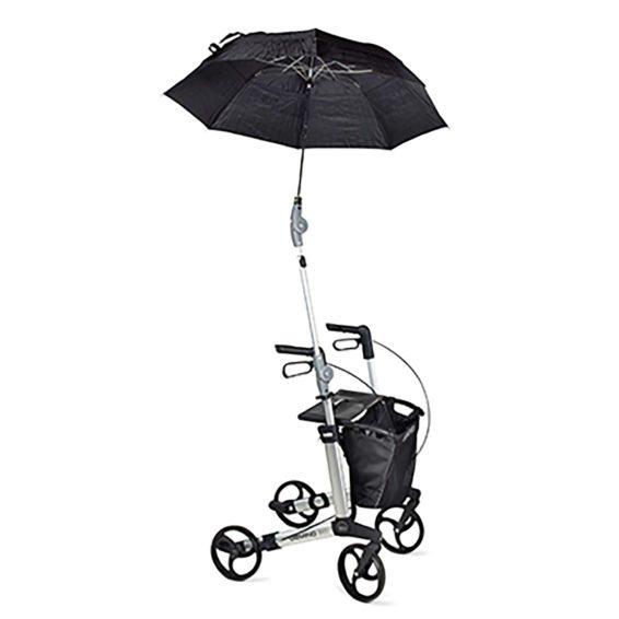 Gemino rollator met paraplu van Sunrise Medical