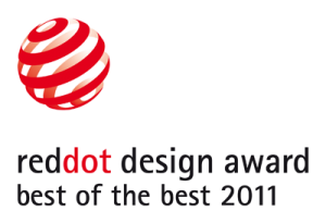 reddot design award best of the best 2011 Sunrise Medical