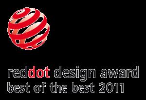 reddot design award best of the best 2011 Sunrise Medical