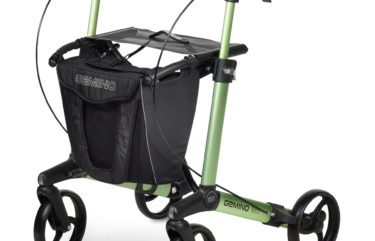 Gemino 30 rollator Apple green van Sunrise Medical