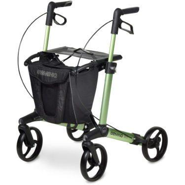 Gemino 30 rollator Apple green van Sunrise Medical