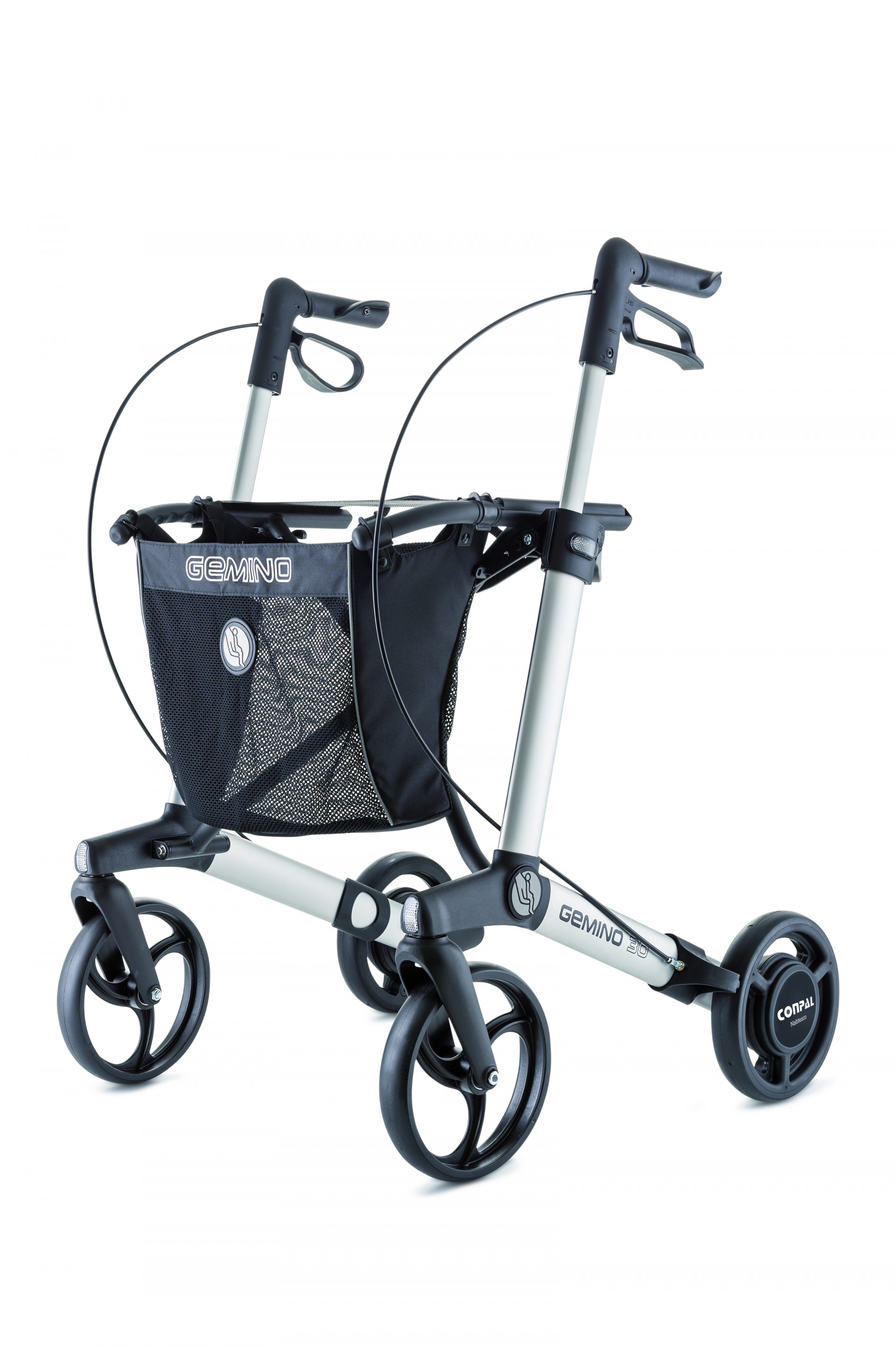 Gemino 30 SpeedControl rollator van Sunrise Medical