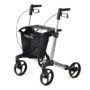 Gemino 30 rollator Silver grey van Sunrise Medical