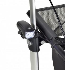 Gemino rollator met verlichting van Sunrise Medical