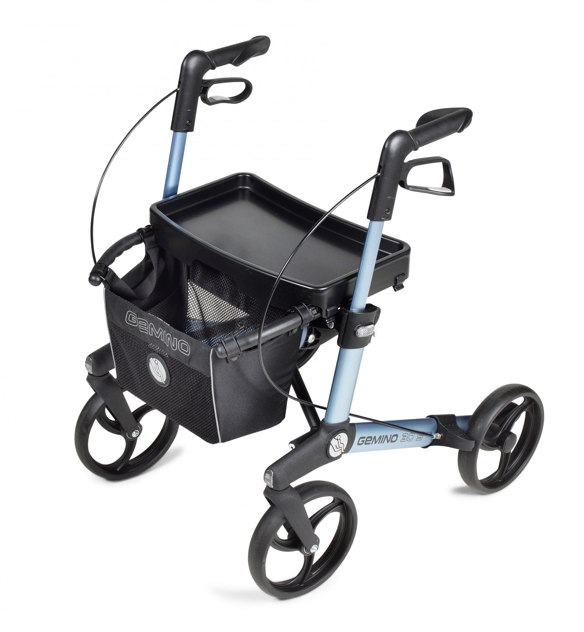 Tafelblad voor Gemino 30 S rollator van Sunrise Medical