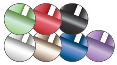 rollator kleuren